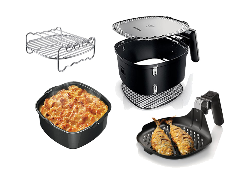 Airfryer Accessories Fry The World