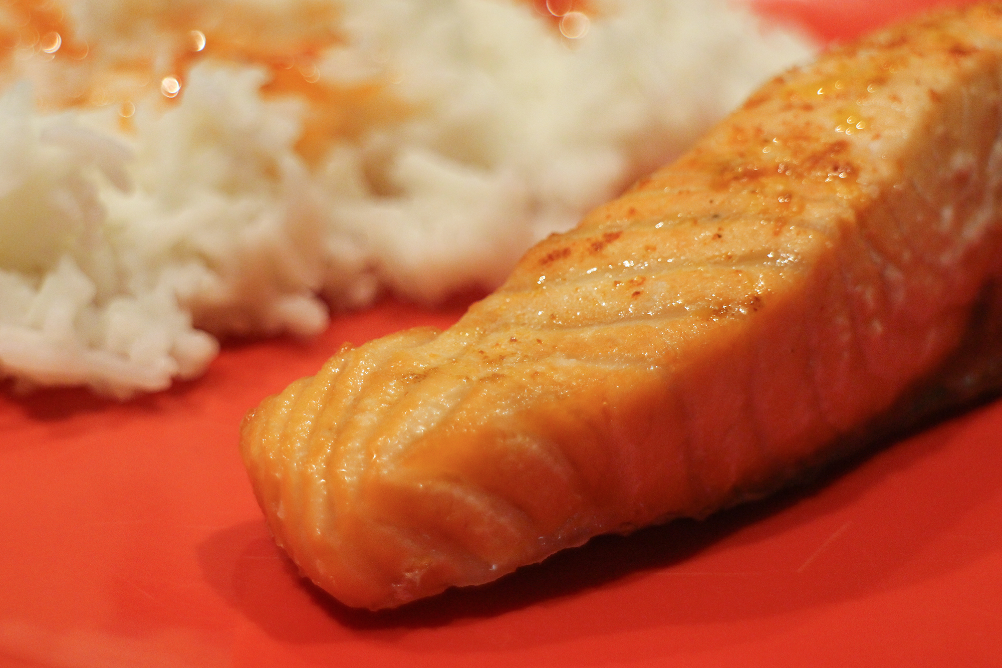 How to cook Salmon with the AirFryer - Fry The World