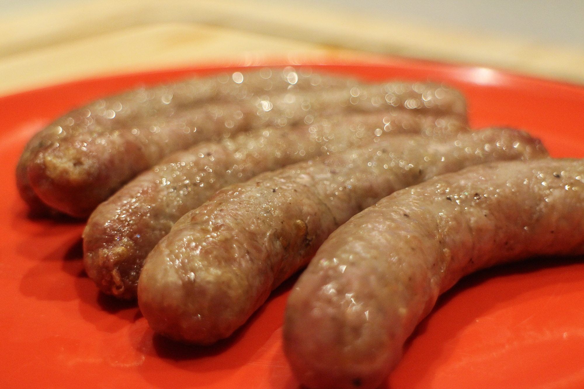 Cooking Sausages With An Oil Less Fryer Fry The World